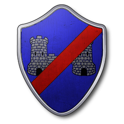 Blason personnel de Walder Rivers