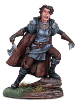 Asha Greyjoy ; © 2008, Dark Sword Miniatures Inc.