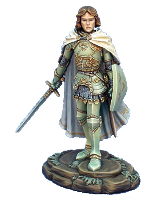 Loras Tyrell ; © 2008, Dark Sword Miniatures Inc.