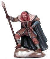 Sauvageon ; © 2008, Dark Sword Miniatures Inc.