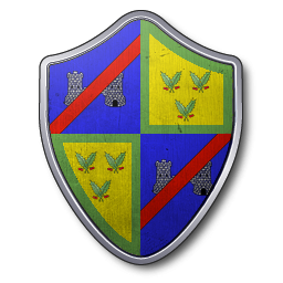 Blason personnel d'Aemon Rivers