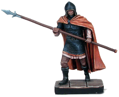 Manteau d'or ; © 2008, Dark Sword Miniatures Inc.