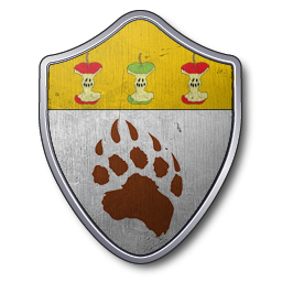 Blason personnel de Lothor Brune
