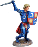 Brienne de Torth ; © 2009, Dark Sword Miniatures Inc.
